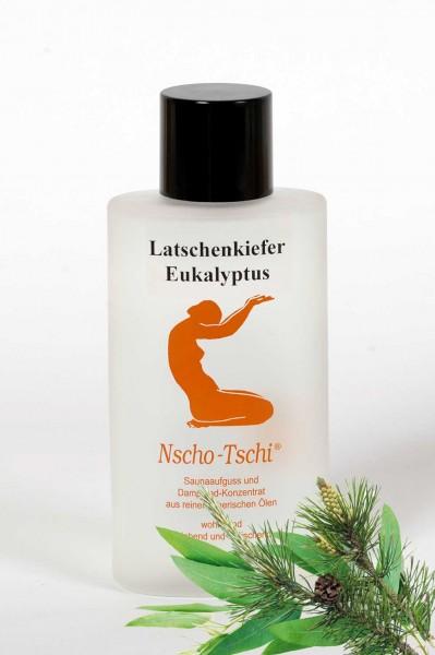 """""""Nscho-Tschi"""" Latschenkiefer Eukalyptus Saunaaufguss"""
