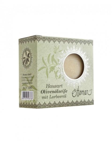 Hausart-Olivenseife grün