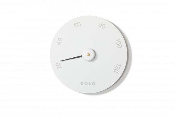 KOLO Thermometer Mittari weiß